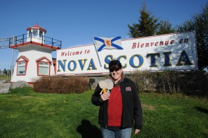 Welcome to Nova Scotia, Flat Mark Twins!